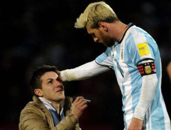 阿根廷足协宣布梅西缺战委内瑞拉 将回巴萨备战