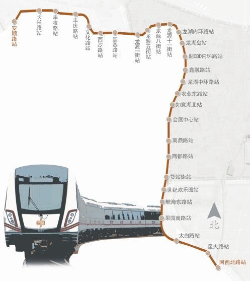 """一直不吭声的郑州地铁小""""4""""终于有消息了,沿线即将开展工程征迁,未来它将携手地铁3号线,在郑州市区画出小叉叉,打造西北、东南方向快速通道。"""