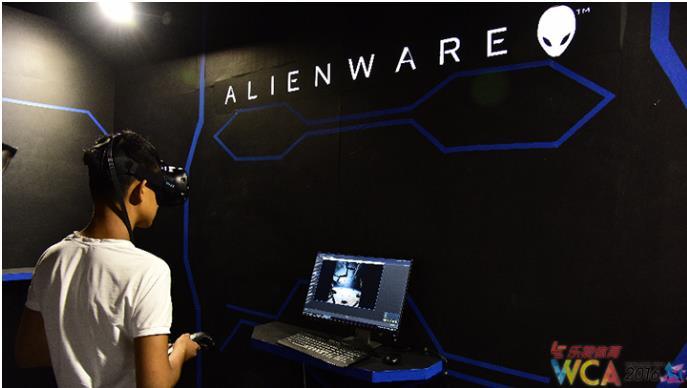 VR体验 电竞新时代