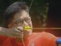 《极速前进中国版第三季片花》第八期 霍启刚变神射手教学晶晶 刘畅放弃练习极速过关