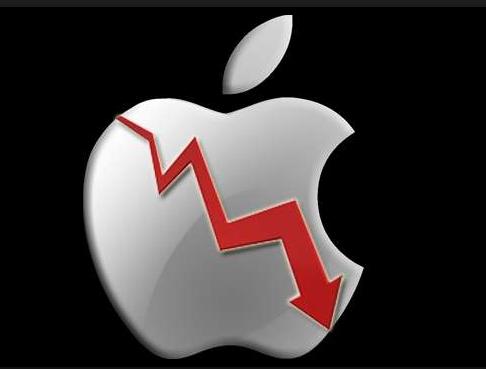 苹果销量下滑致供应商承压_蓝思科技净利腰斩