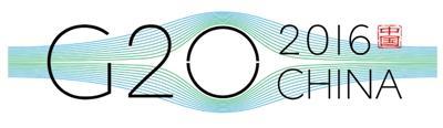 G20杭州峰会会标。