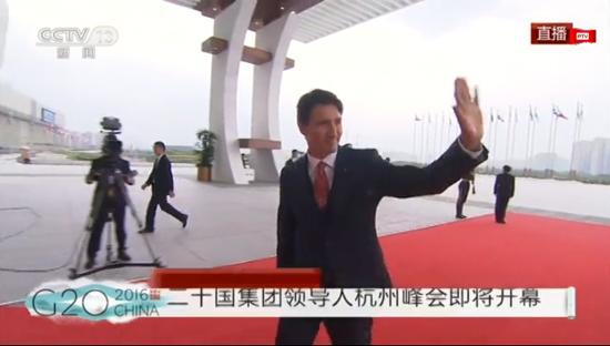 G20杭州峰会与会领导人车队前往G20主会场