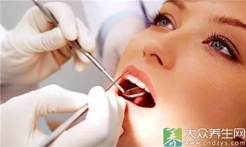 牙齿不齐易诱发舌癌