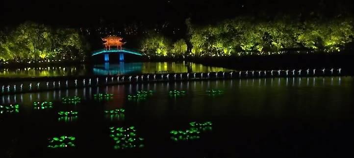 今晚杭州真的变成了天堂,最美的图都在这!
