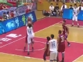 NBL视频-哈里斯突破上篮得手造2+1 安徽VS贵州