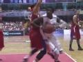 NBL视频-李骏分球哈里斯背身单打得分 安徽VS贵州