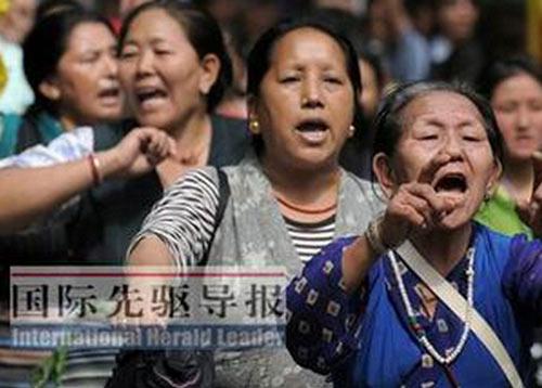 """印度""""流亡藏人""""处境艰难"""