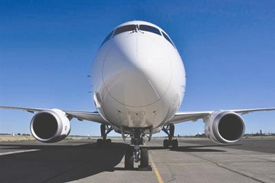 近日,中国买家匿名购买了世界最豪华飞机——波音787宽体客机