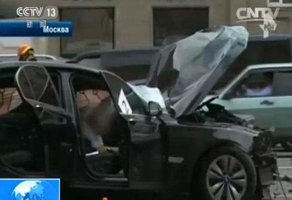 西方媒体:宝马是普京专车