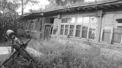 李�w�x家的老宅。