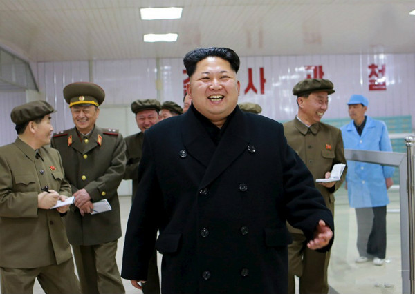 时隔8个月,朝鲜再次进行核试验,这是朝鲜第五次核试验