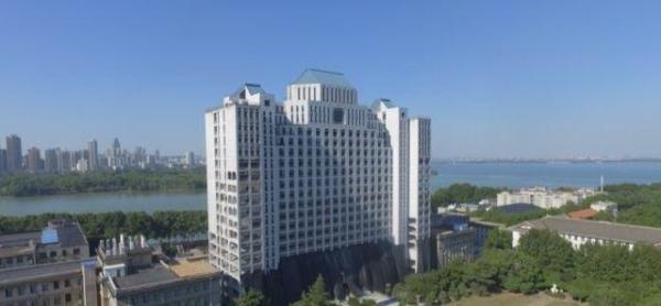 被爆破拆除的教学楼系武汉大学工学部第1教学楼。