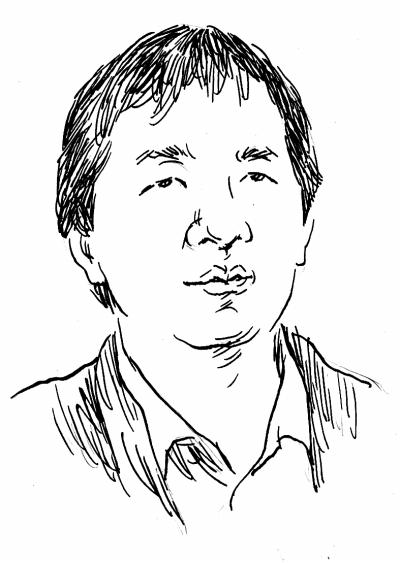 李 峥 赵和平画