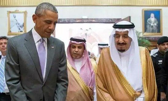 """沙特驻美大使馆表示,沙特方面希望此次公布的解密内容""""能够永久性地打消针对沙特及沙美关系的质疑""""。"""