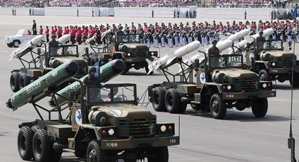 韩军装备的玄武岩系列导弹