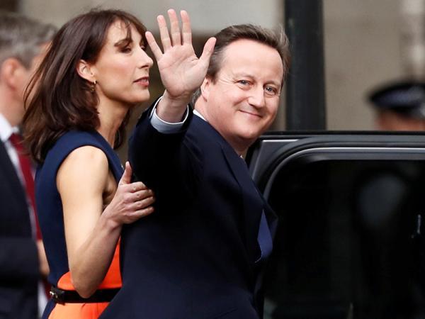 卡梅伦宣告别去下议院议员职务,象征着他将完全离开英国政坛。