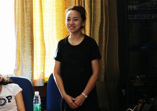 《小公主》演员代表徐丽