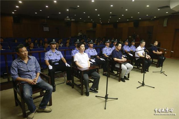 快播涉黄案宣判:王欣获刑3年6个月 公司判罚千万