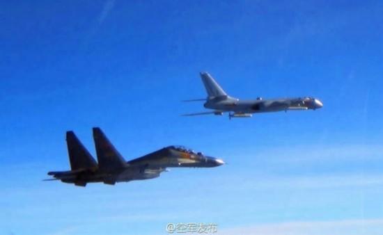 国家空军期货配资 讲话人申进科大校9月12日宣告,国家空军于12日安排轰炸机、歼击机、预警机、加油机等多型战机,飞经巴士海峡赴西和平洋停止远海锻炼。此举是国家空军经过练习晋升才能,以保护国度主权、捍卫国家平安、保证战争开展的需求。