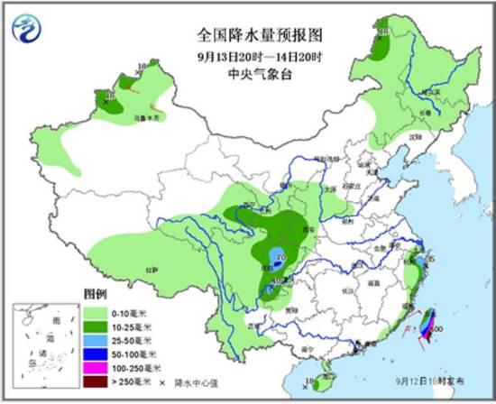 """这次台风""""莫兰蒂""""也将有可能和南下的冷空气相遇,而且,""""莫兰蒂""""登陆时间恰逢中秋,很可能与天文大潮的影响相叠加,所以""""莫兰蒂""""可能带来的降水强度不容小觑。中央气象台预计,14日起,台湾、广东、福建等地将迎来强降雨,部分地区有大暴雨。"""