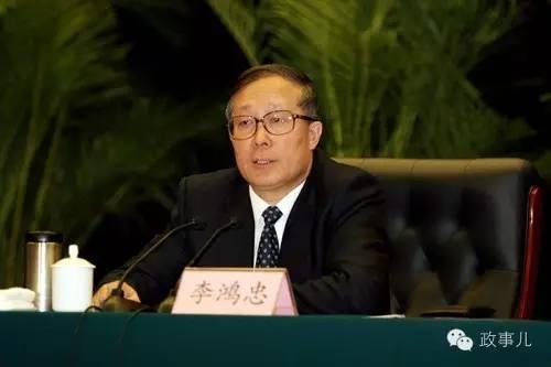 """1988年,32岁的李鸿忠从电子工业部""""空降""""广东,挂职任惠州市副市长。"""