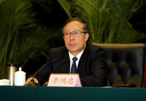 李鸿忠同志任天津市委委员、常委、书记,不再担任湖北省委书记、常委、委员职务。