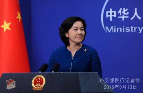 """外交部回应""""中国为何不愿按照美方意愿加大对朝鲜制裁"""""""