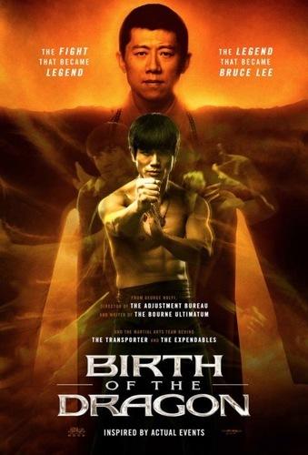 夏雨《龙之诞生》电影海报