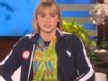 《艾伦秀第14季片花》第七期 艾伦获凯蒂泳帽礼物 凯蒂PK忍者踢球上靶稳胜