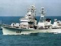 中国海军051型驱逐舰南昌舰退役