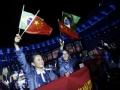 视频-里约残奥会正式闭幕 中国军团夺107金四届蝉联榜首