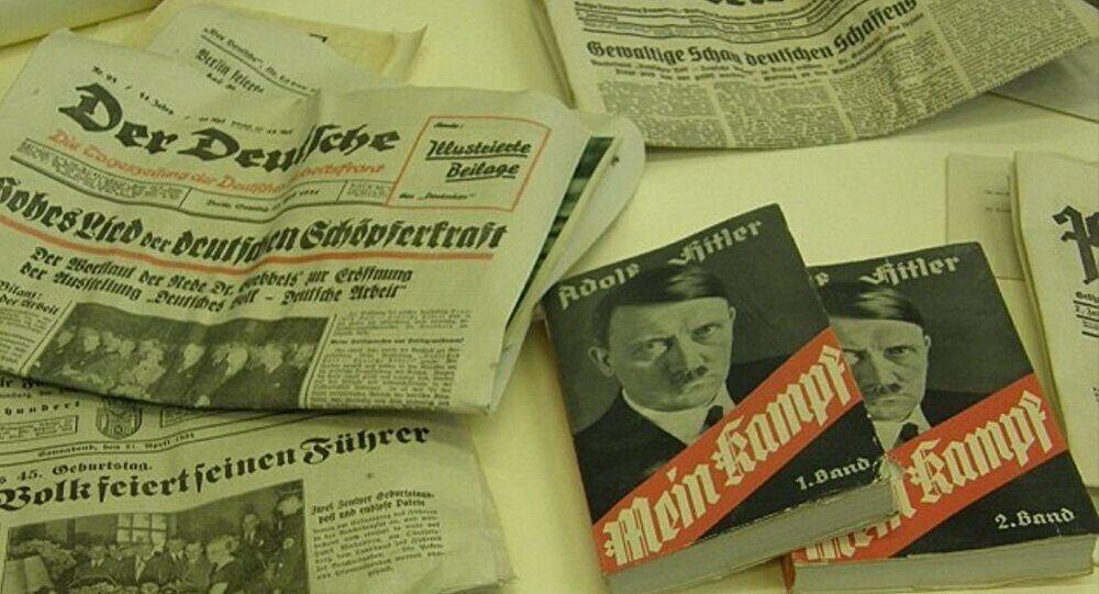 """【举世网报导 记者 朱佩】据俄罗斯""""卫星""""新闻网9月19日音讯,波兰西波美拉尼亚省兹沃切涅茨市发觉一个纳粹份子留给后辈的时刻胶囊。"""