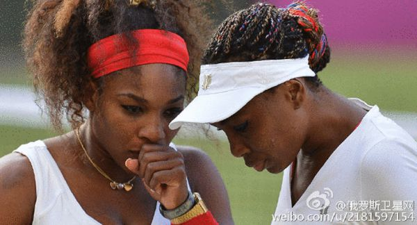 美国网球名将大小威姐妹医疗信息被曝光,曾获得兴奋剂豁免