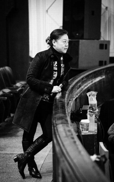 陈蔚:中国音乐学院表演教研室主任、著名歌剧、音乐剧导演,歌剧、音乐剧教育家