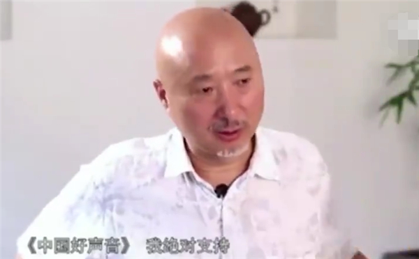 陈佩斯评中国好声音:导师表演的真好