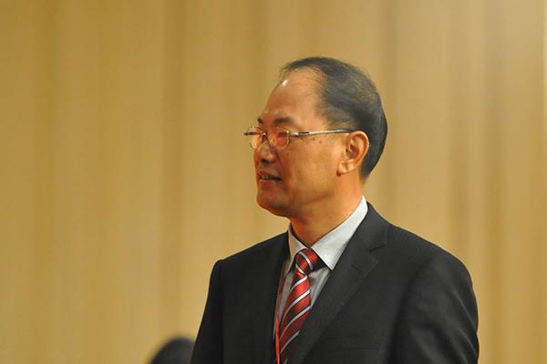 福建省公民政府原副省长徐钢。 视觉国家 材料图