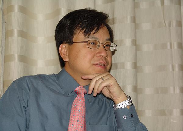 香港中文大学的卢煜明。 视觉中国 资料图