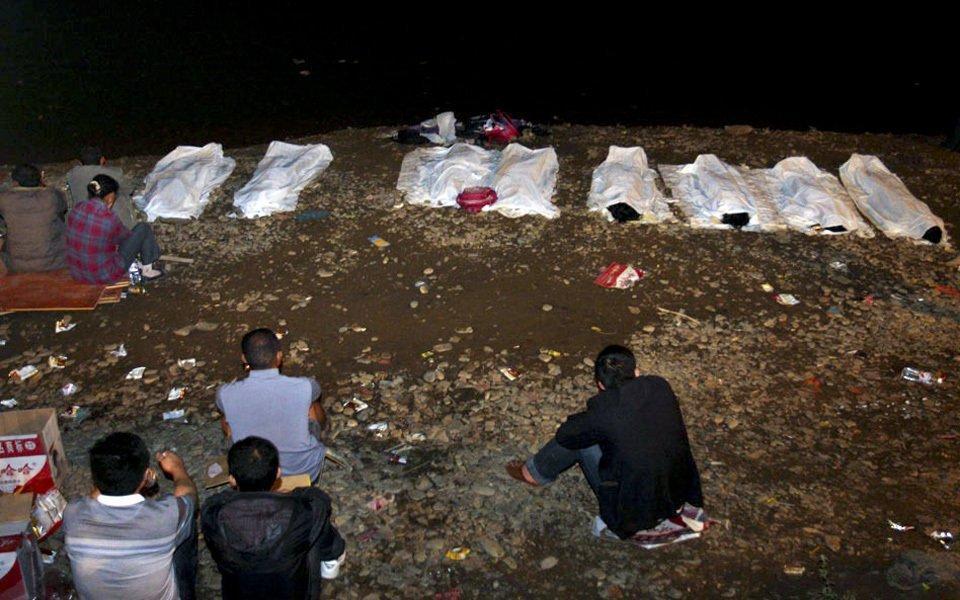 2011年9月9日3时20分左右,湖南省邵阳县塘田市镇夫夷水向茶村地段许发生沉船事故。客船上包括两名船主共有45人,11人死亡,其中9名学生,2名成人,16人受伤,13人自行脱险回家或返校,3人失踪。