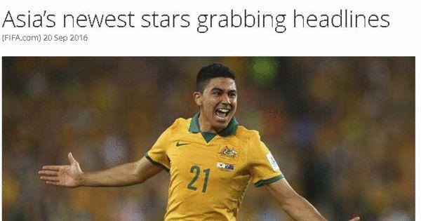 ����Ԯ��ѡ�����������֮һ FIFA���������