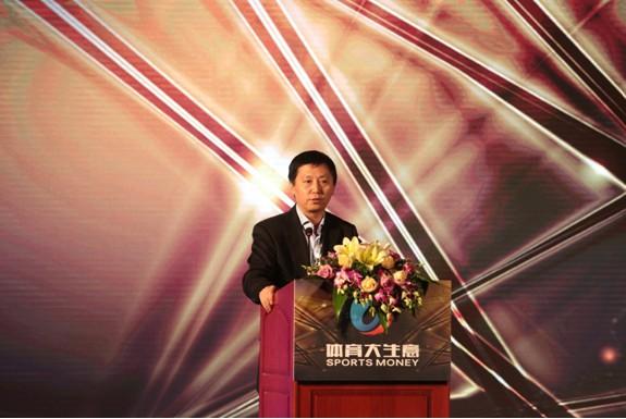 盛开体育CEO冯涛