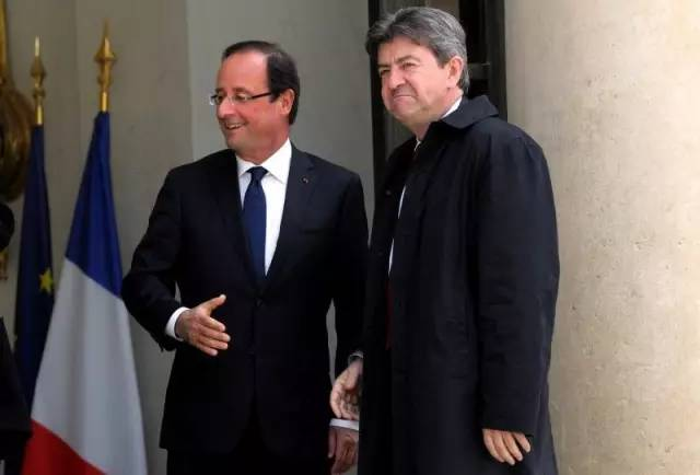 法国总统大选左翼党竞选人梅朗雄:达赖应该在寺庙而不是政坛