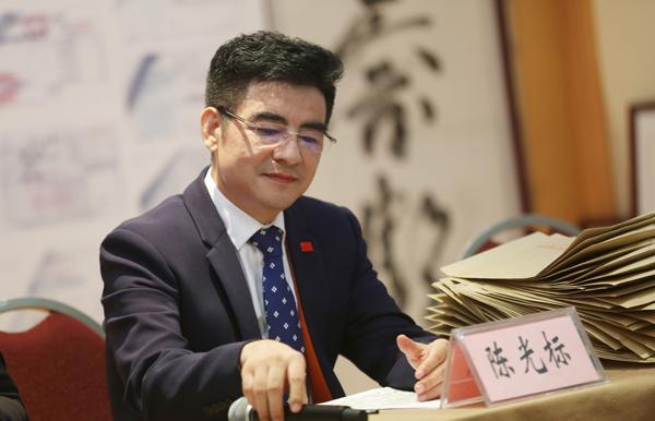 陈光标在发布会上称,有关报道道听途说、恶意诽谤,给江苏黄埔再生资源利用有限公司及陈光标带来极为不利影响。