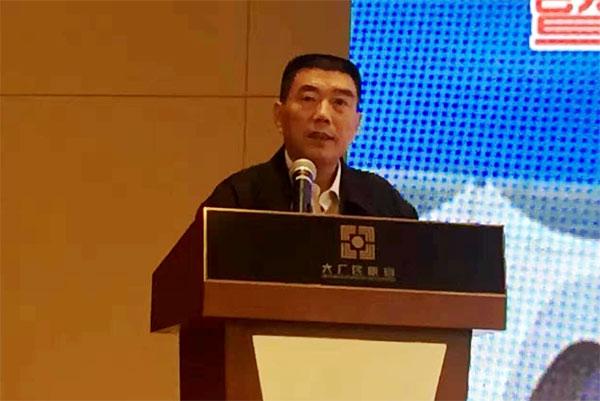 中国微小说与微电影创作联盟执行副主席刘志学 发言