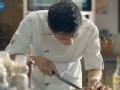 《十二道锋味第三季片花》第三期 菜谱《藜麦猪颈肉柚子沙律》 谢霆锋切肉秀刀工