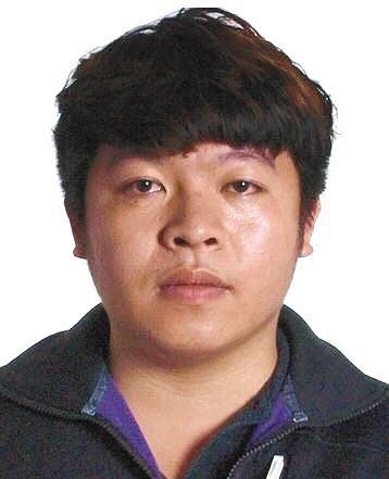 犯罪嫌疑人王志辉