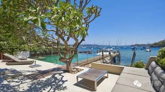 19岁辍学,如今年赚367亿,这是他在澳洲的别墅。