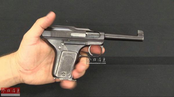 斯考博32袖珍银行手枪办公用房装修设计构思图片