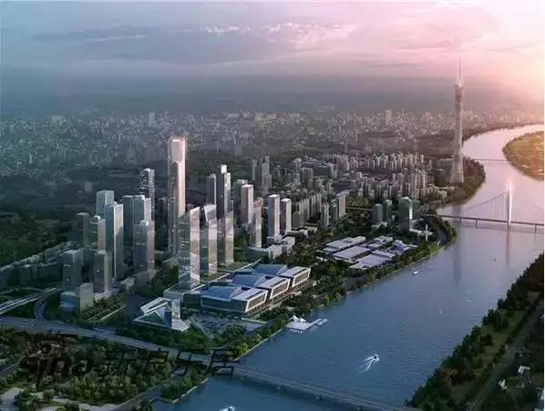 海珠区琶洲的计划云云高峻上,将来这一区的房价生怕会大幅下跌。