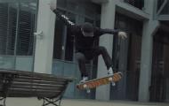 滑板少年的西班牙极限挑战